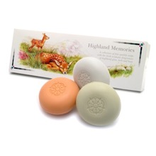 Highland Memories Soaps