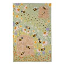 Daisy Bee T-Towel