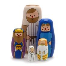 Nativity Matryoshka