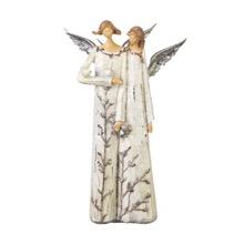 Ivory Angels Decoration