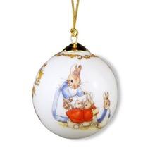 Beatrix Potter Christmas Bauble