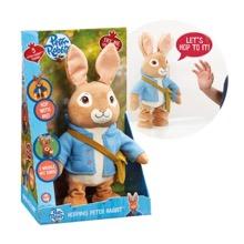 Talking & Hoping Peter Rabbit