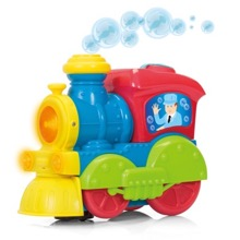 Bump & Go Bubble Train