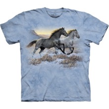 Running Free Unisex T-Shirt