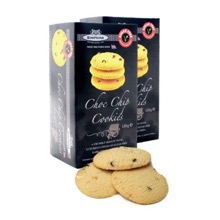 No Added Sugar Chocolate Chip Cookies Twinpack