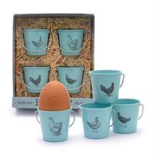 Vintage Hen Egg Cups