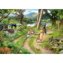 Family Day Out 250 XL-Piece Jigsaw