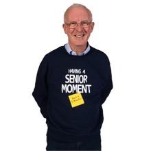 Senior Moments Classic Sweatshirt