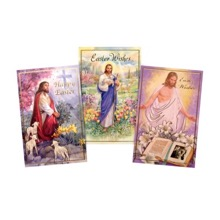 Spiritual Easter Cards with Envelopes
