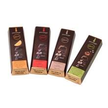 Set of 4 No Added Sugar Chocolate Bars