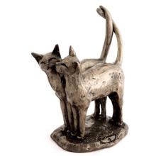 Two's Company Cold Cast Bronze Figurine