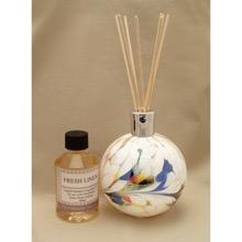 Handmade 'Fresh Linen' Glass Scent Diffuser