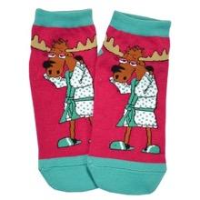 Unisex Need Moose-age Adult Slipper Socks Size 7-10