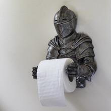 Sir Wipealot Toilet Roll Holder