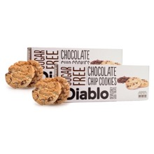Sugar Free Choc Chip Cookies Twin Pack