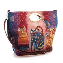Artisan Cats Tote Bag