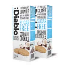 Sugar Free Coconut Cookie Twin Pack