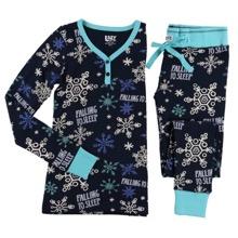 Womens Moose Plaid Flannel Nightshirt  d0bcfc279