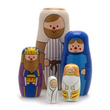 Nativity Matryoshka