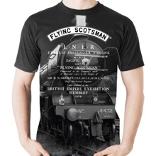 Flying Scotsman LNER T-Shirt