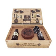 Barbers Shave & Skin Care Gift Set