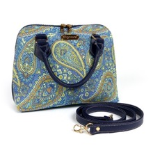 Convertible Paisley Bag