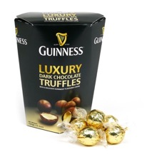 Guinness Luxury Dark Truffles