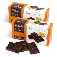 Chocolate Coated Orange Thins Twinpack