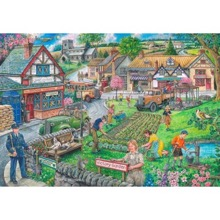 Wartime Green 1000 Piece Jigsaw