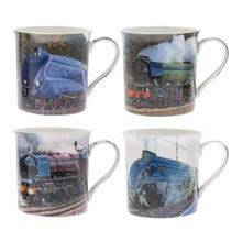 Steaming Hot Classics Mug Set