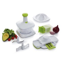 5-in-1 Manual Food Processor