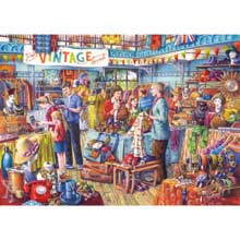 Nearly New 500 XL piece Jigsaw