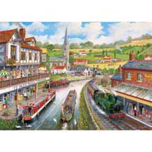 Ye Olde Mill Tavern 500 XL Piece Jigsaw
