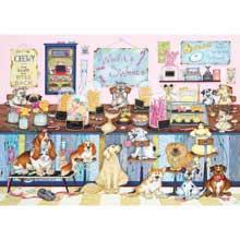 Woofit's Sweet Shop 500 XL Piece Jigsaw