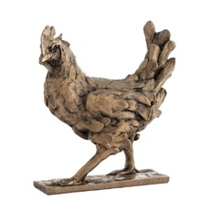 Clara the Hen Figurine