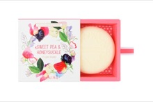 Sweet Pea and Honeysuckle Gift Soap