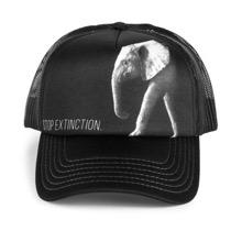 Stop Extinction Elephant Trucker Cap