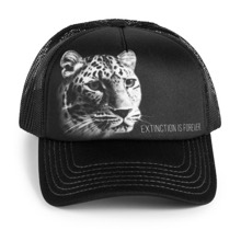 Extinction Leopard Trucker Cap