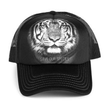 Save Our Species Tiger Trucker Cap