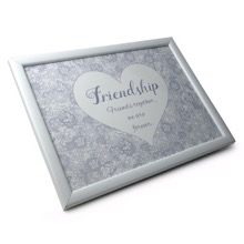 Friendship Lap Tray