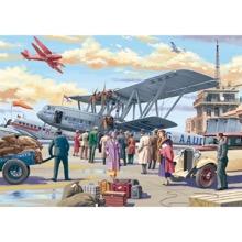 Croydon Airport 500-Piece Jigsaw