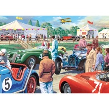 Legends of the Track 1000 Piece Jigsaw