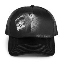 Protect My Habitat Gorilla Trucker Cap