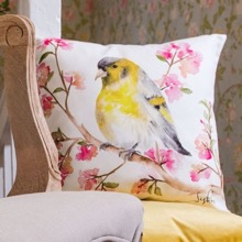 Siskin Cushion