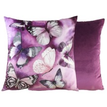 Autumnal Butterfly Cushion