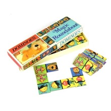 Magic Roundabout Dominoes
