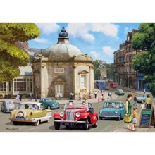 Happy Days in Harrogate 1000 Piece Jigsaw