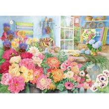 The Florist's Workbench 1000 Piece