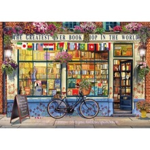 The Greatest Bookshop 1000 Piece