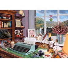 The Writer's Desk 1000 Piece